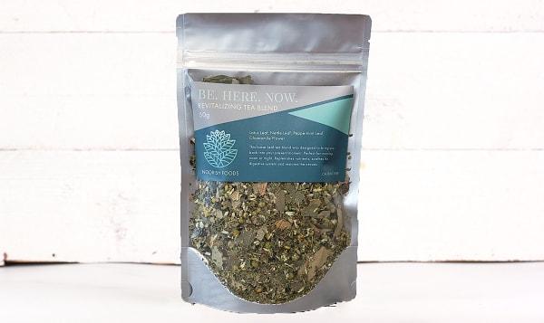 Organic Be.Here.Now Revitalizing Tea Blend