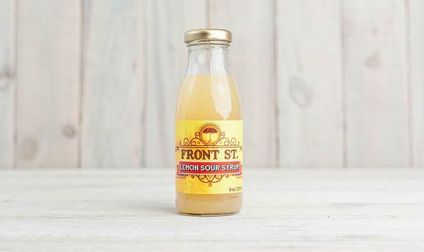 Lemon Sugar Syrup