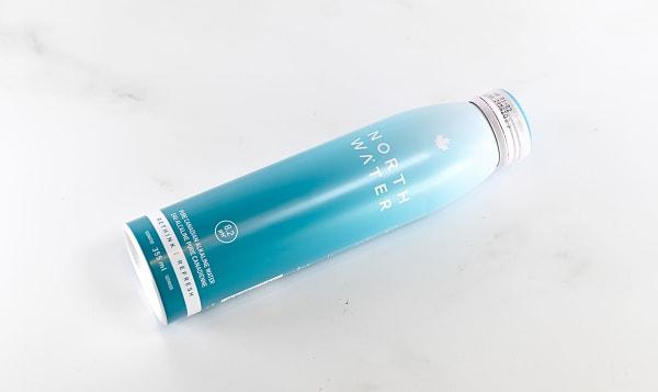 Canadian Alkaline Spring Water, Aluminum Bottle
