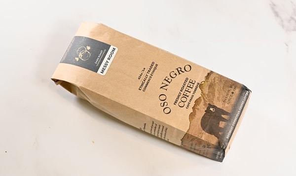 Organic Oso Negro Coffee - Messy Room  454g