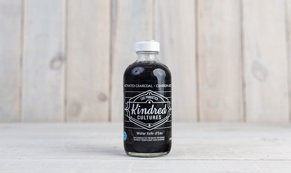 Activated Charcoal Kefir Water