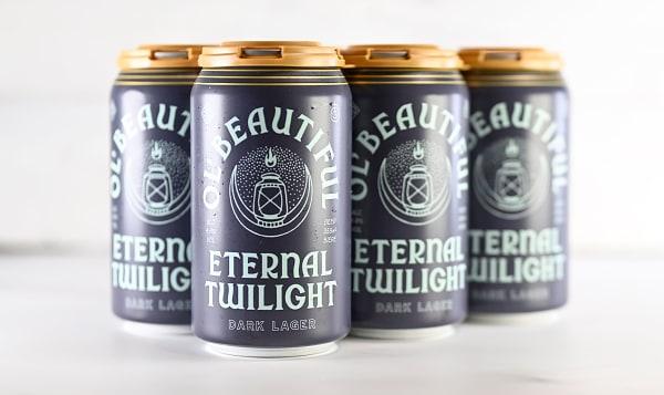 Eternal Twilight Dark Lager