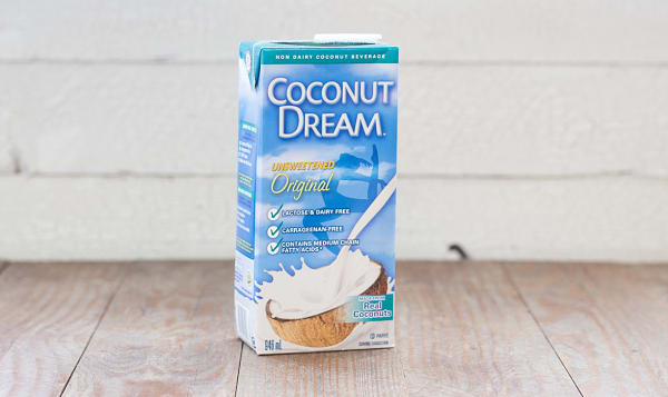 Prebiotic Coconut Beverage, Unsweetened