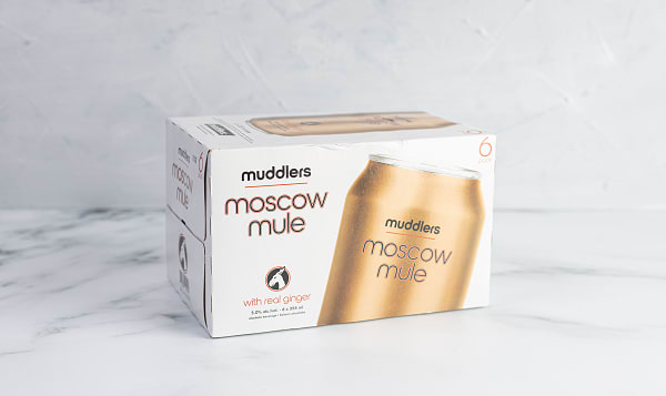 Muddlers - Moscow Mule