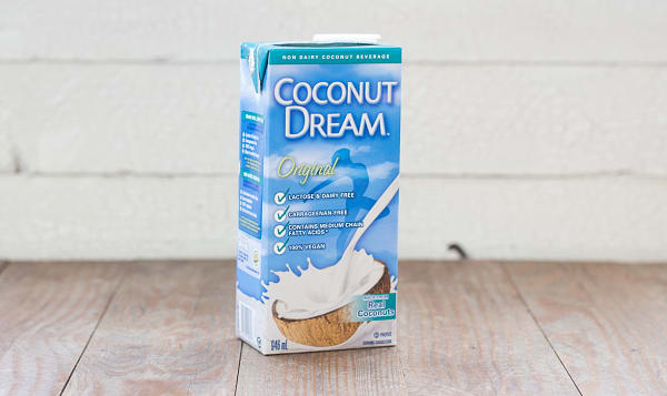 Prebiotic Coconut Beverage, Original