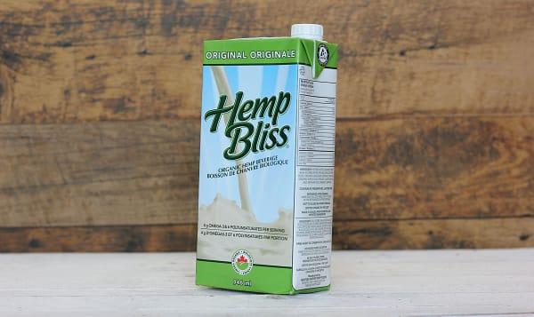 Organic Hemp Bliss Original