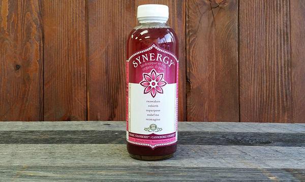 Organic Cosmic Cranberry