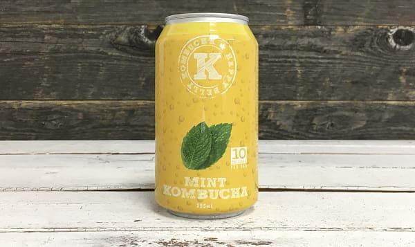 Organic Mint Kombucha
