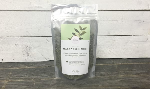Organic Marrakesh Mint - Tea Pouch