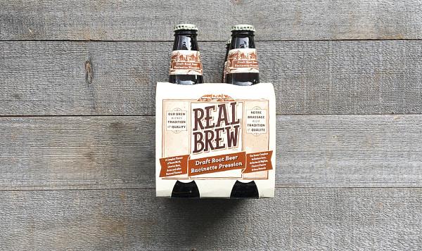 Real Brew Draft Root Beer