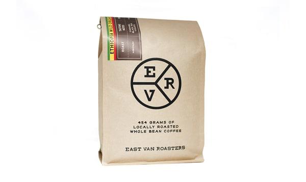 Organic Ethiopia Coffee - Whole Bean