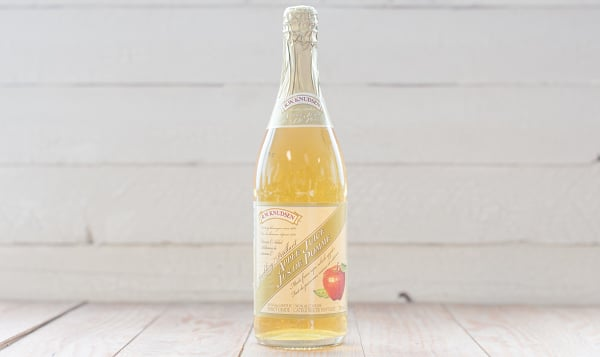 Sparkling Sweet Apple Juice