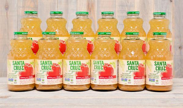 Organic Apple Juice - CASE