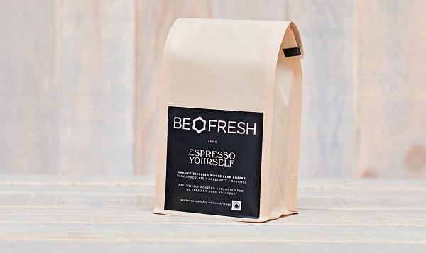 Organic Espresso Yourself