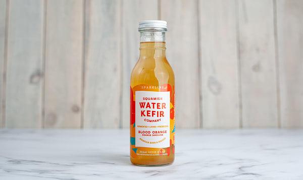 Organic Blood Orange Water Kefir