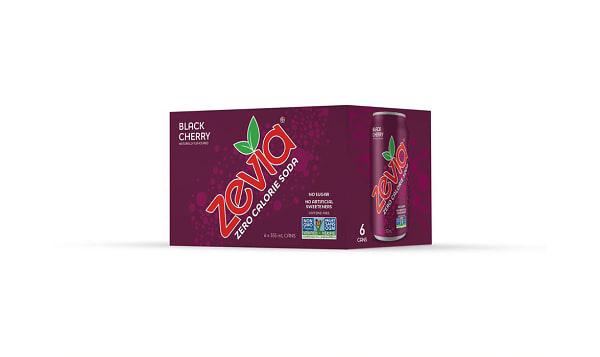 Black Cherry Soda - Zero Calorie