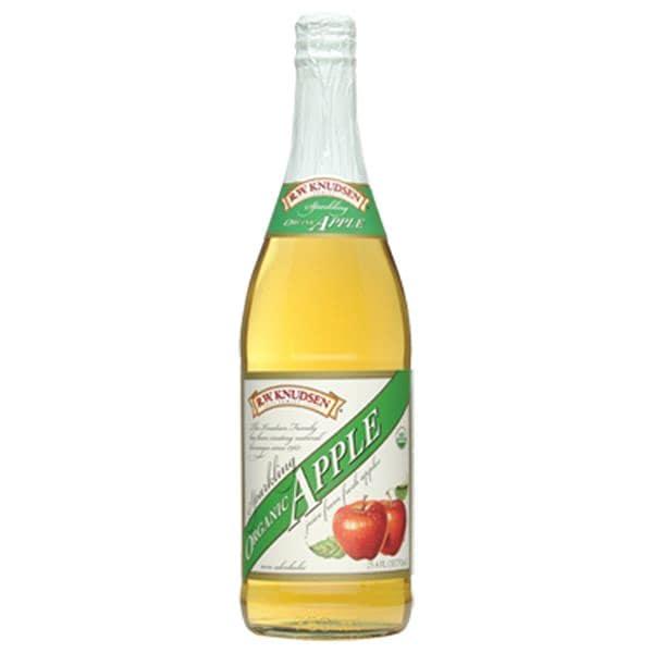 Organic Sparkling Apple Cider