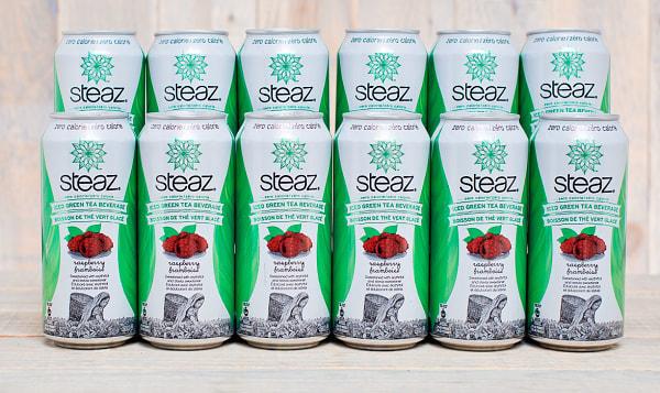 Zero Calorie Raspbery Ice Tea - CASE