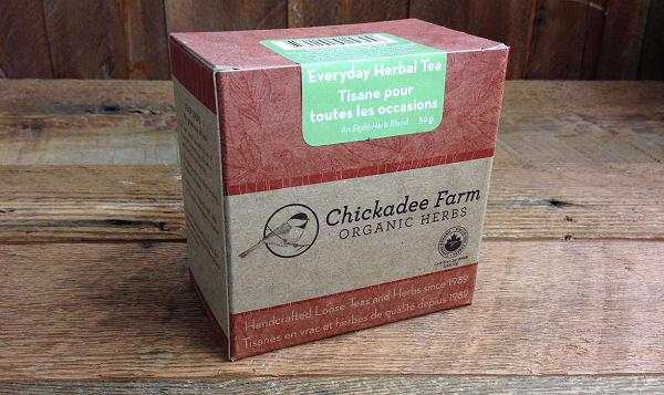 Organic Everyday Herbal Tea