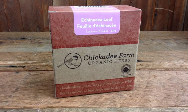 Organic Echinacea Leaf Tea