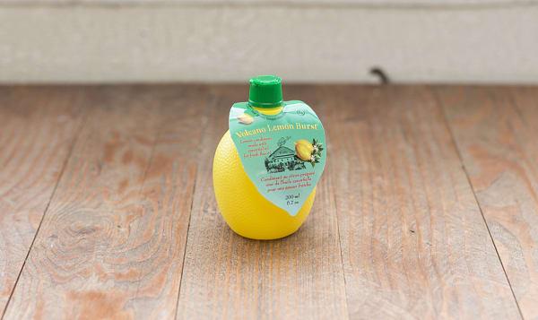 Organic Volcano Lemon Burst