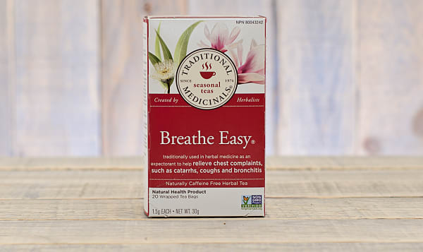 Breathe Easy Tea