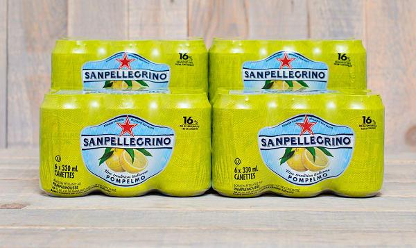 Pompelmo Sparkling Beverage - Case