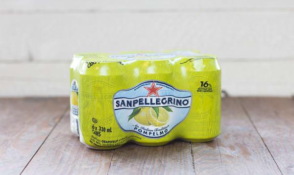 Pompelmo Sparkling Beverage