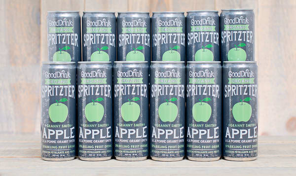 Organic Granny Smith Spritzter - CASE