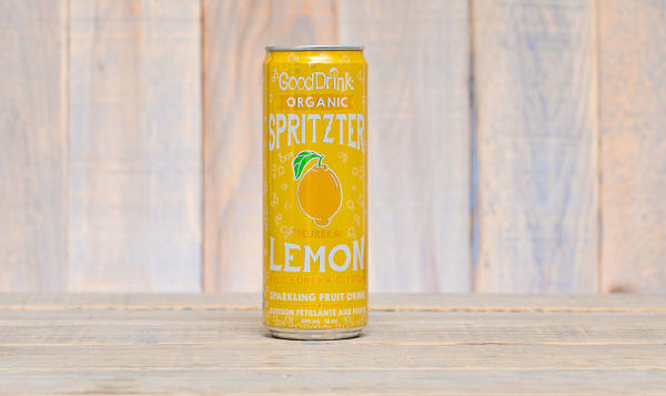 Organic Eureka Lemon Spritzter