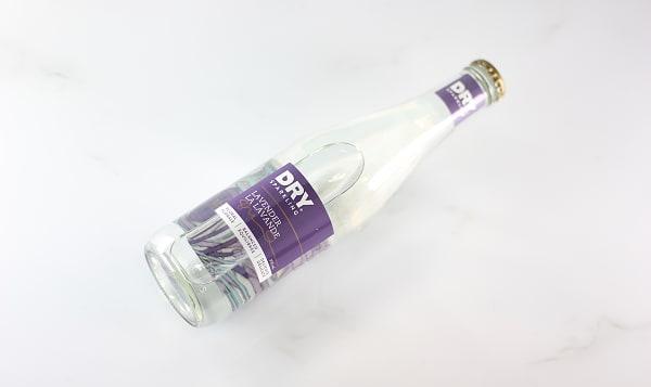 Sparkling Lavender Soda