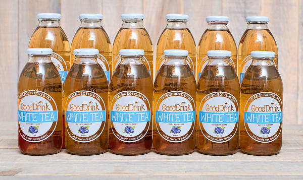 White Tea with Blueberry - Case