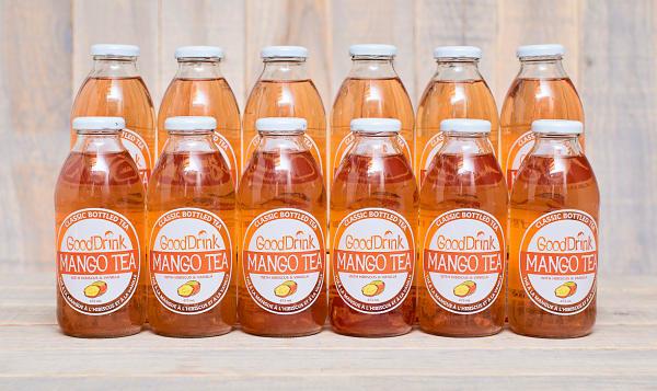 Mango Tea with Hibiscus & Vanilla - Case