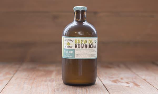 Organic Clear Mind Kombucha