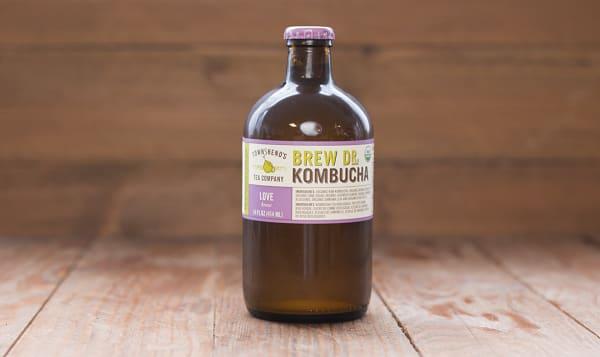 Organic Love Kombucha