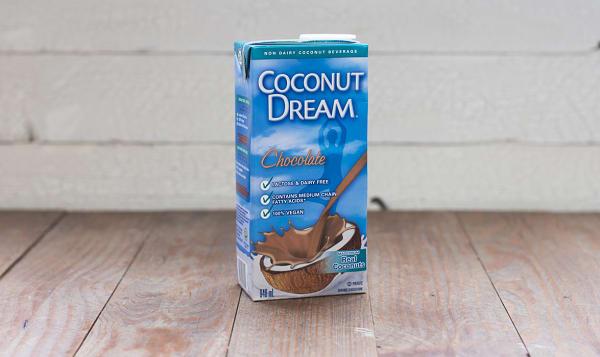 Prebiotic Coconut Beverage - Chocolate