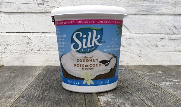 Dairy-Free Unsweetened Vanilla Yogurt