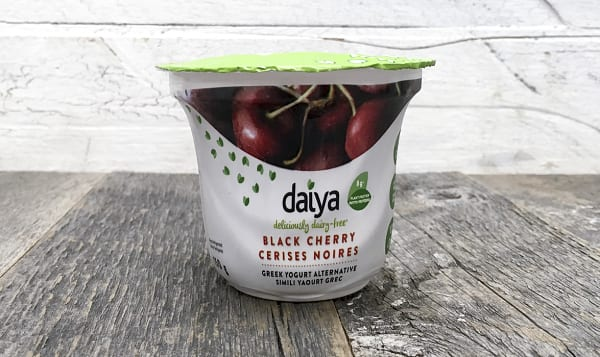 Black Cherry Dairy-Free Yogurt