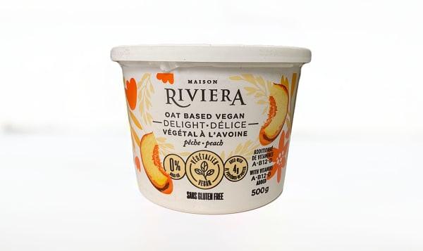 Oat Vegan Delight - Peach