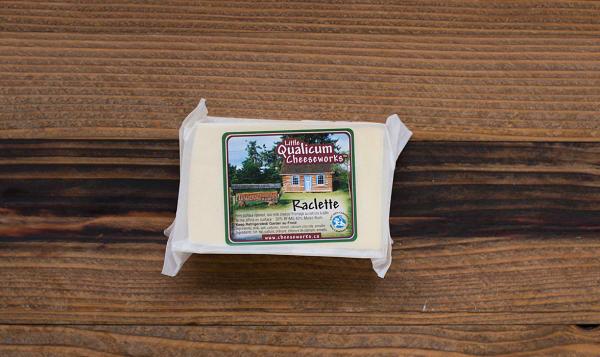 Raclette Cheese - 30% MF - SPCA certified
