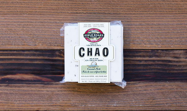 Coconut Herb Chao Slices