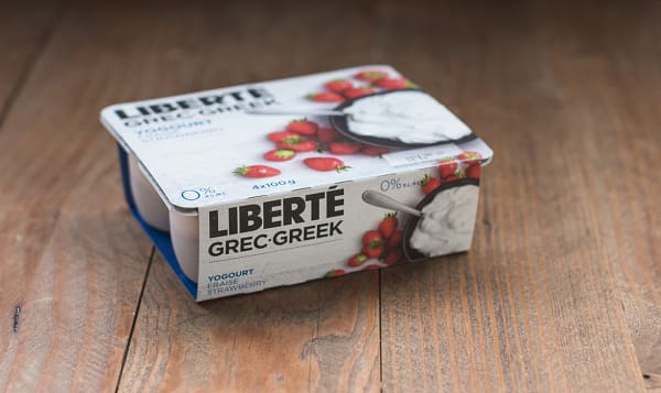 0% Fat Greek Strawberry Yogurt Multi-pack