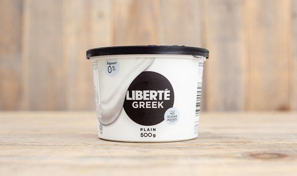 Greek Style Plain Yogurt 0% Fat