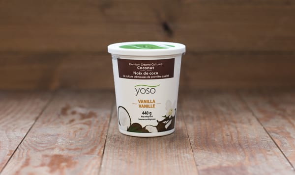 Cultured Coconut Yogurt - Vanilla