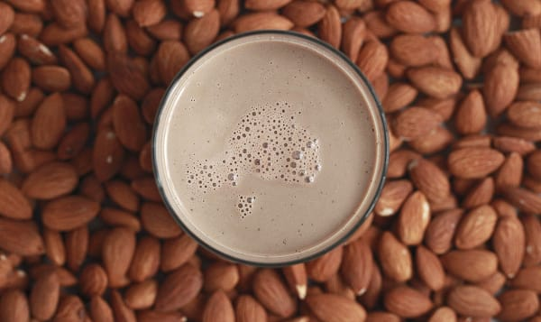 Cocoa + Chaga Almond Mylk