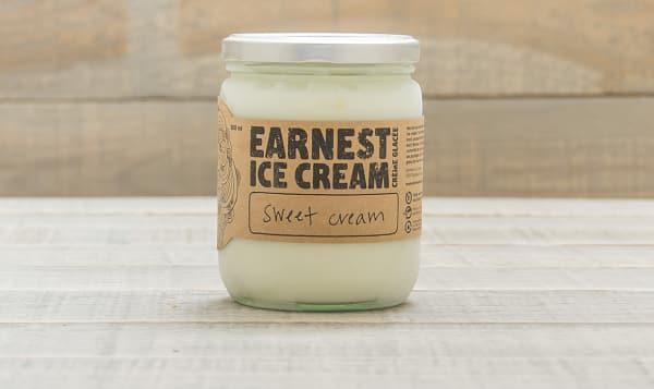Sweet Cream Ice Cream (Frozen)