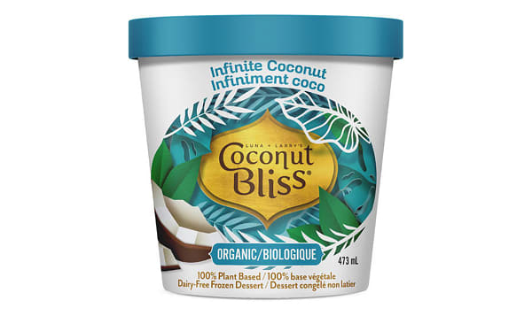 Organic Vanilla Island Coconut Milk Dessert (Frozen)