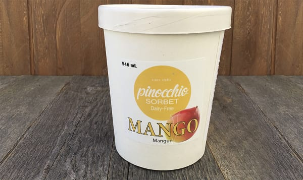 Mango Sorbet (Frozen)