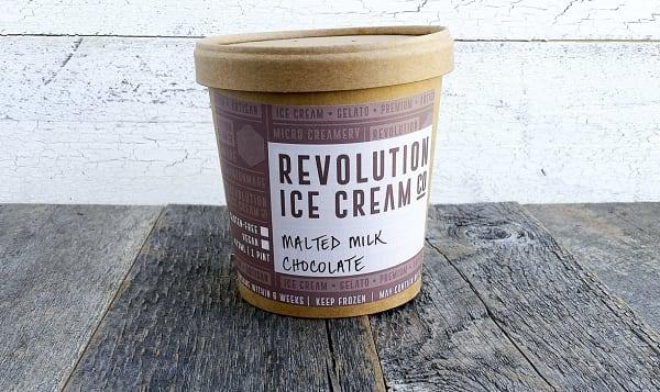 Malted Milk Chocolate (Frozen)