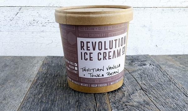 Tahitian Vanilla + Tonka Bean (Frozen)